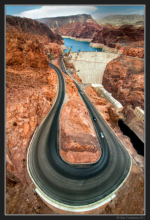 Hoover Dam - Aug 2012 - 06