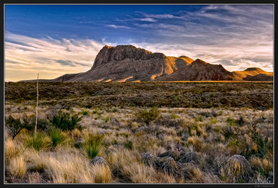 Big Bend Texas - March 2016 - 35