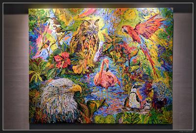National Aviary - Pittsburgh PA - Aug 2017 - 06