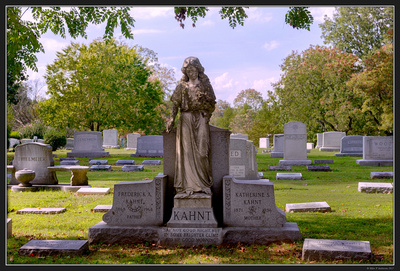 Cave Hill Cemetery - Louisville - KY - Sep 2017 - 20