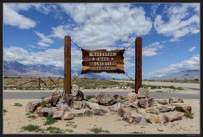 May 2016 Western Trip - Manzanar Japanese Camp - 29