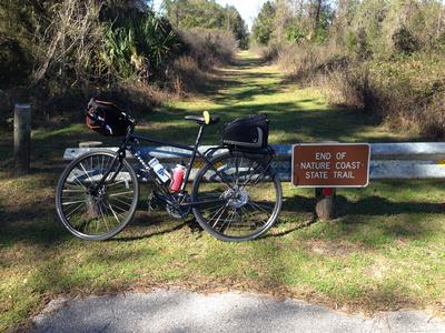 iPhone - Florida, Chiefland Bike Ride Loop - Jan 2017 - 09