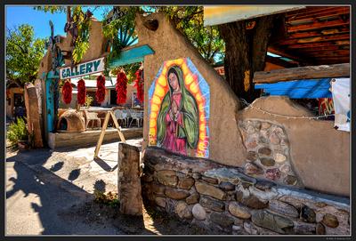 Colorado Fall Color Trip - Sep 2016 - Santuario De Chimayo 13